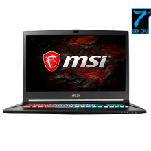 MSI GS63VR 7RG - Elite Version 15.6