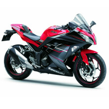 Kawasaki Ninja 250 ABS LTD - Red