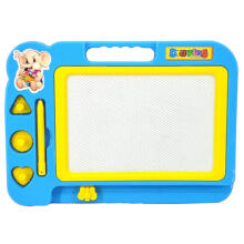 BESSKY Kid Color Magnetic Writing Painting Drawing Graffiti Board Toy Preschool Tool