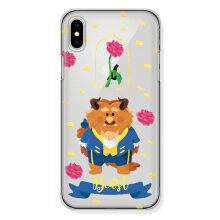 CASETOMIZE Classic Hard Case for Apple iPhone X - Prince Aladin