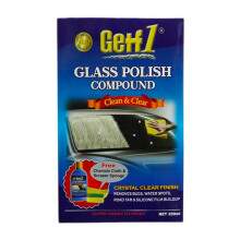 GETF1 Glash Polish Compound GF-200-GPC Cairan Pembersih Kaca [200 ml]