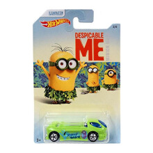 HOT WHEELS Despicable Me Deora II 2/6