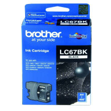 BROTHER LC-67 ink - Black