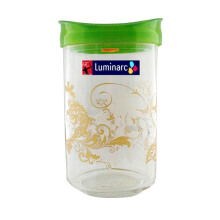 LUMINARC Keep And Pot Fairy Tale G7759 - Green White