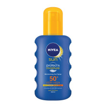 NIVEA Sun Protect & Moisture Spray SPF 50+ 200ml