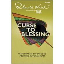 Curse To Blessing - Rhenald Kasali 9789794339886