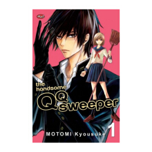 The Handsome Qq Sweeper 01 - Kyousuke Motomi - 531670110
