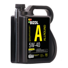 Bizol Allround 5W40 Oli Mesin Art. 85016 ~ 4 Liter