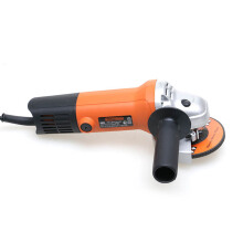 BLACK & DECKER 100mm 600W Small Angle Grinder