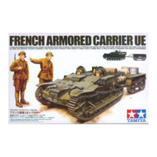 TAMIYA 1/35 French Armored Carrier UE
