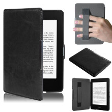 BESSKY  Premiu Ultra Slim Leather Smart Case Cover For New Amazon Kindle Paperwhite 5_
