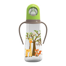 BABY SAFE Feeding Bottle with Handle 250 ml