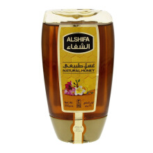AL SHIFA Natural Honey Squeeze 250 gr
