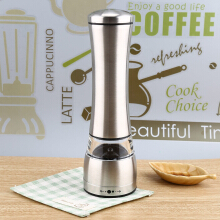 Stainless Steel Manual Pepper Salt Spice Mill Grinder Kitchen Accessories