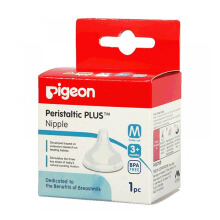 PIGEON Peristaltic Plus Nipple 1 Box M