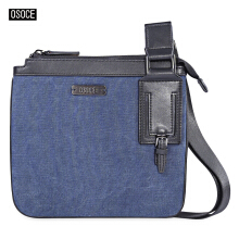 Osoce Stylish Men Light Handbag Briefcase for Business Using