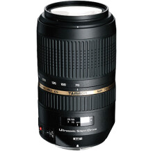 Tamron For Canon SP 70-300mm F/4-5.6 Di VC USD lens