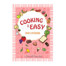 Cooking Is Easy - Dhani R.Satyadharma 571630015