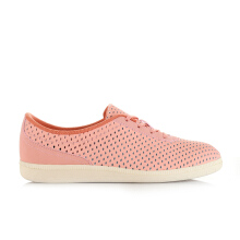 PIERO JANE - CORAL/OFF WHITE