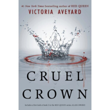Red Queen Series: Cruel Crown - Victoria Aveyard 9786023850624
