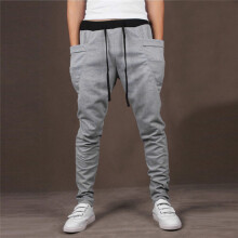 BESSKY Mens Jogger Tracksuit Running Sport Pants Sweatpants Trousers Plus Size_