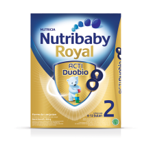 NUTRIBABY Royal 2 Susu Formula Box - 800gr
