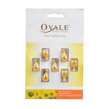 OVALE Essential Vitamin Face Lightening Blister 7 x 0.35ml