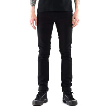 NUDIE JEANS Tight Long John Unisex - Black on Black