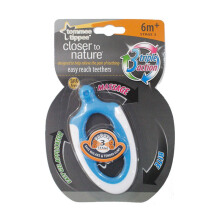 TOMMEE TIPPEE CTN Teether Stage 3 - Blue