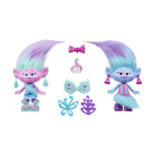 TROLLS Satin And Chenilles Style Set TRHB6563