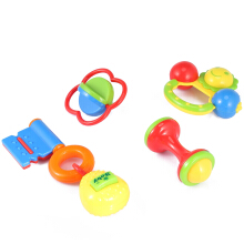 Educational Toy 4PCS Baby Hand Bells