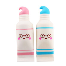 BESSKY Squishy Squeeze Stress Reliever Cartoon Cute Toothpaste Scented Slow Rising Toy-Molticolor