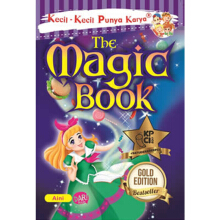 Kkpk.The Magic Book-New - Aini 9786024204310