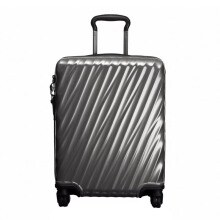 TUMI 19 Degree Polycarbonate Continental Carry-On Silver [228661SLV2]