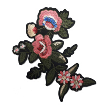 PATCH.INC Tricolor Flower 18x6 cm
