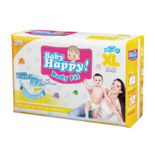 BABY HAPPY Popok Tape XL20