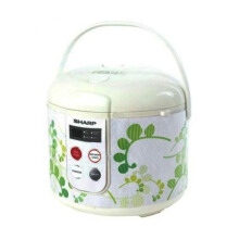 SHARP Touch Panel Rice Cooker 1.8L KS-T18TL-GR
