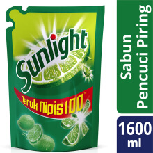 SUNLIGHT Lime Refill 1200ml