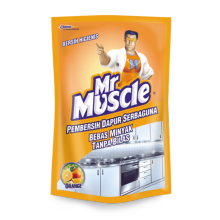 MR. MUSCLE Kitchen Orange Pouch 400ml