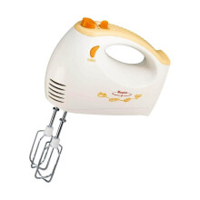 MASPION Hand Mixer - MT 1193 White Orange