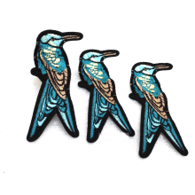 PATCH.INC Tosca Bird 9x3 cm