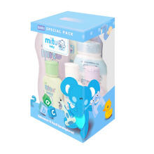 MITU Baby Box Paket - Blue