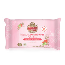 IMPERIAL LEATHER Facial Wipes Refreshing 20's