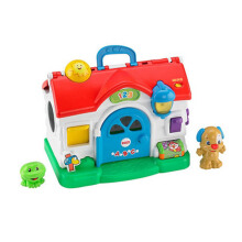 FISHER PRICE Infant Learn Puppy Playset 6BFK52