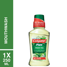 COLGATE Mouthwash Plax Fresh Tea 250ml