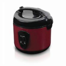 SHARP Rice Cooker 1.8L KS-N18MG-RD Merah