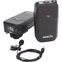 RodeLink Wireless Filmmaker Kit Black