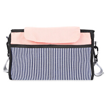 Convenient Child Cart Large Storage Mother Bag 29.5 X 12 X 17.5CM