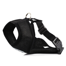 Pething Pet Harness Soft Mesh Dog Cat Collar Leash Strap Vest