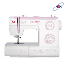 MESSINA Mesin Jahit Paris P5729 - Putih-Pink